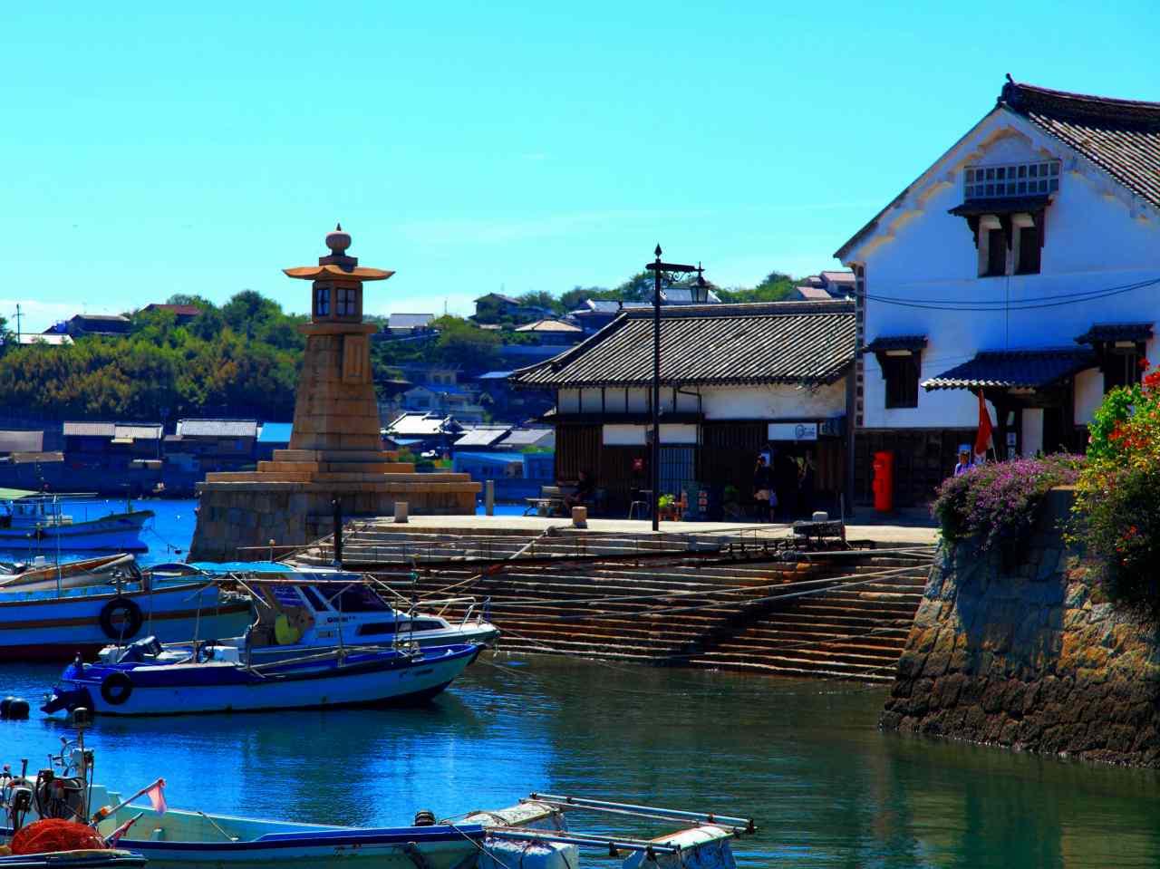 鞆の浦 鞆港