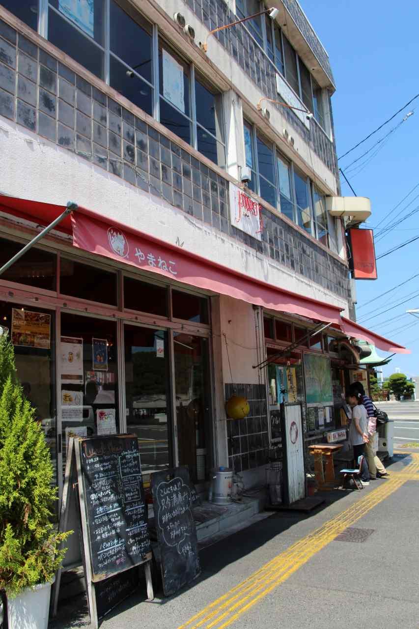尾道のカフェ、やまねこ(1)
