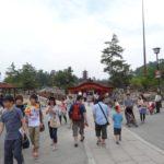 厳島神社周辺