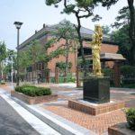 呉美術館通りと入船山記念公園