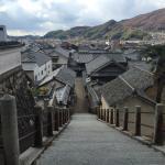 竹原市、町並み保存地区の観光