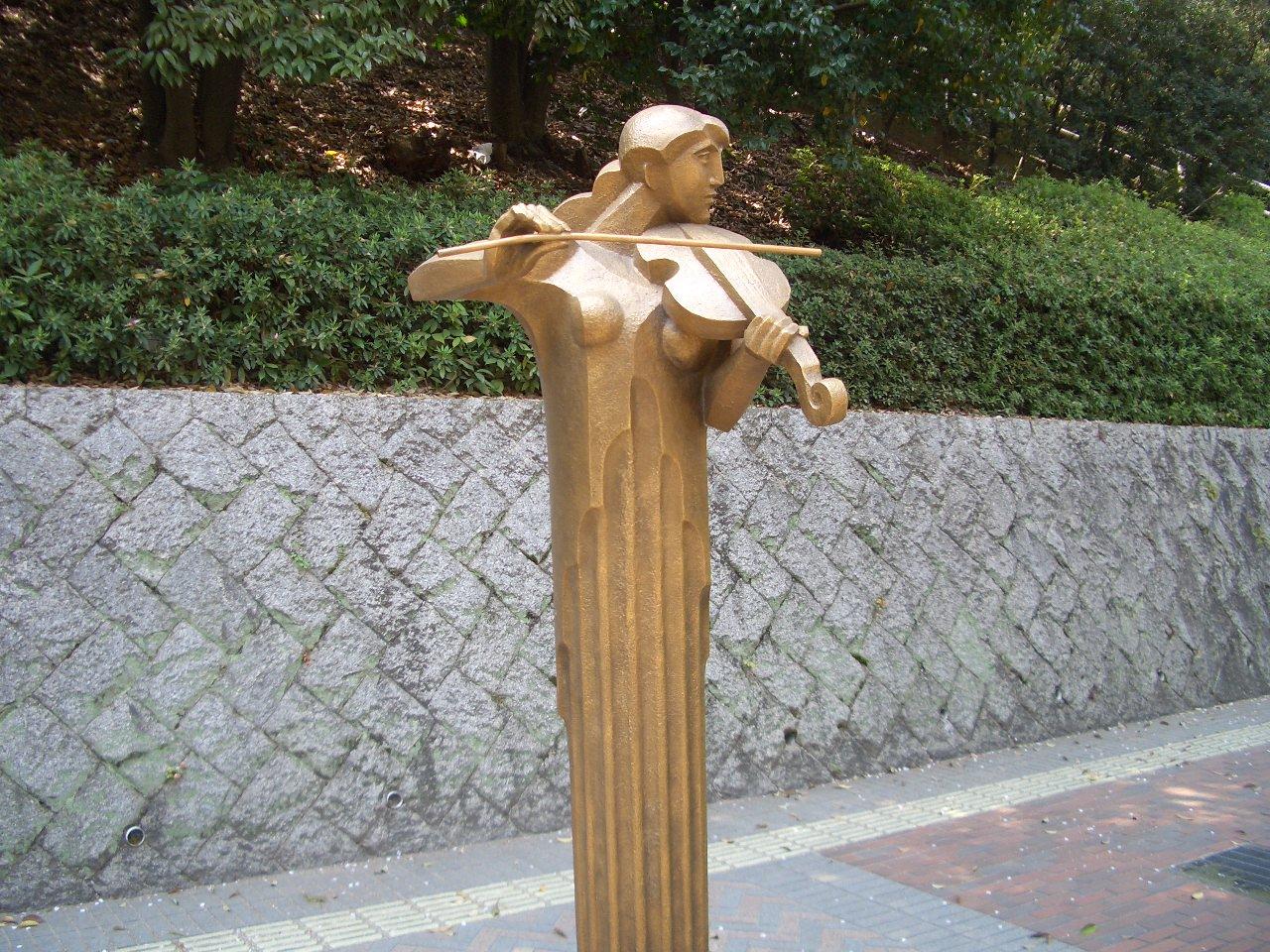 トリオソナタ・バイオリン