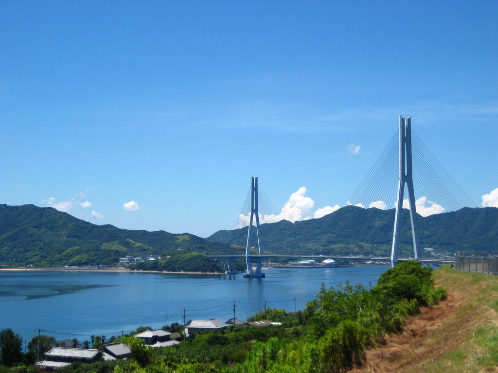 しまなみ海道多々羅橋